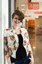 Staff photo of Andrea Hollopeter, the Admissions Coordinator at OSU International Admissions