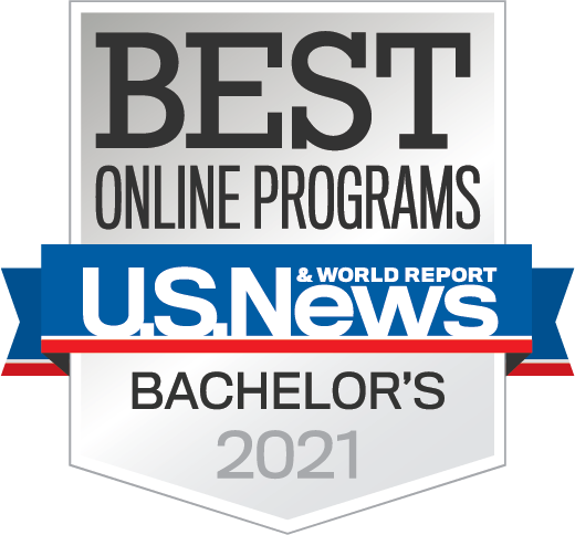 Image of the U.S. News & World Report Best Bachelor's Ranking 2021
