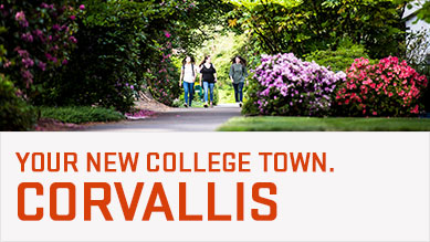 Learn about Corvallis promotion.