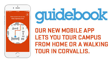 promo for guidebook mobile app