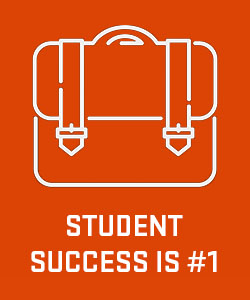 student success is number one
